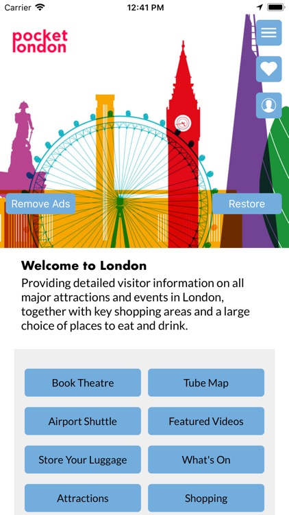 Pocket London Guide