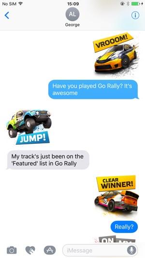 Go Rally Screenshot
