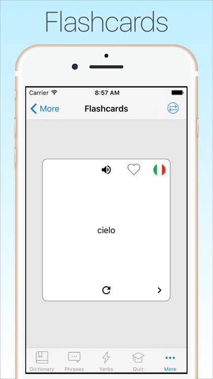 Italian English Dictionary + screenshot-3
