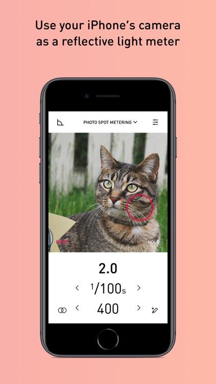 Lumu Light Meter screenshot-0