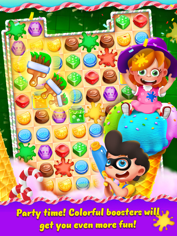 Sweet Candies 3 screenshot 7