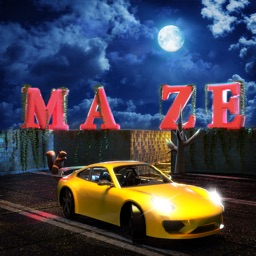 Car Parking In Maze