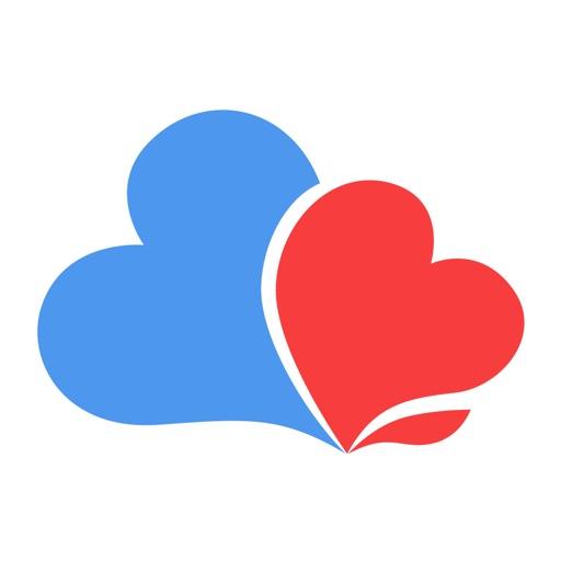 花田app icon图