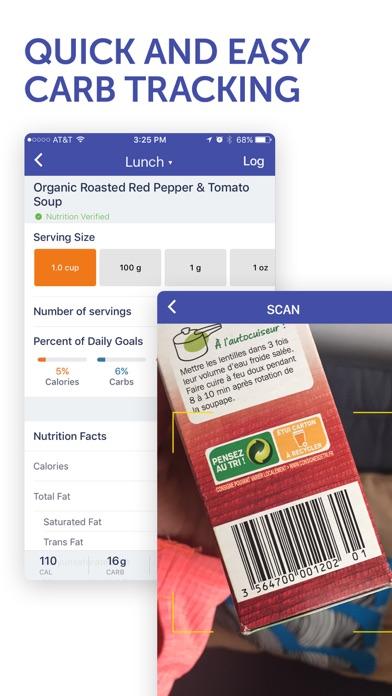Glucose Buddy Diabetes Tracker screenshot three
