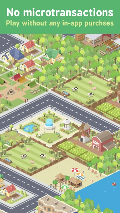 Скриншот Pocket City