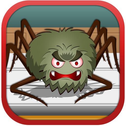 Scary Spider Smasher - Reflex Tester