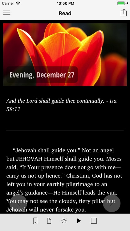 Morning and Evening With God screenshot-4