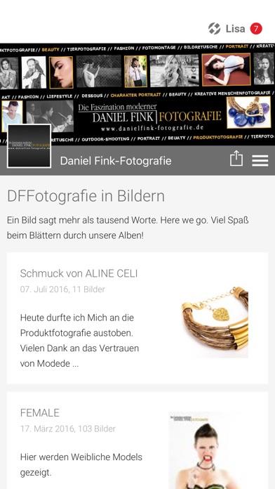 Daniel Fink-FotografieScreenshot von 1