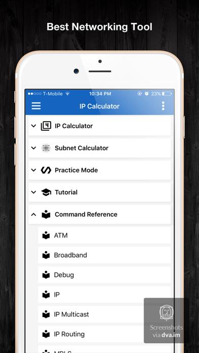 IP Calculator Pro screenshot one