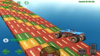 モンスター トラック レーサー 2017年: 新しい 楽しい ゲームのおすすめ画像4