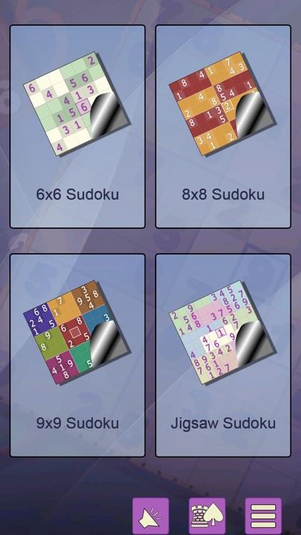 Sudoku V+ - number puzzle
