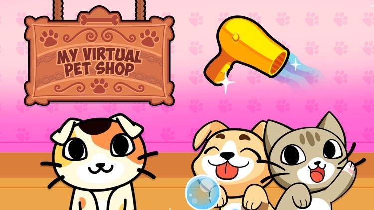 My Virtual Pet Shop screenshot-3