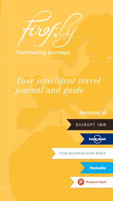 Firef.ly Travel Journal Guide
