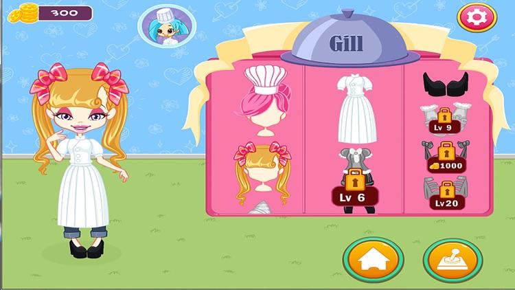 甜品餐厅—模拟经营游戏 screenshot-4