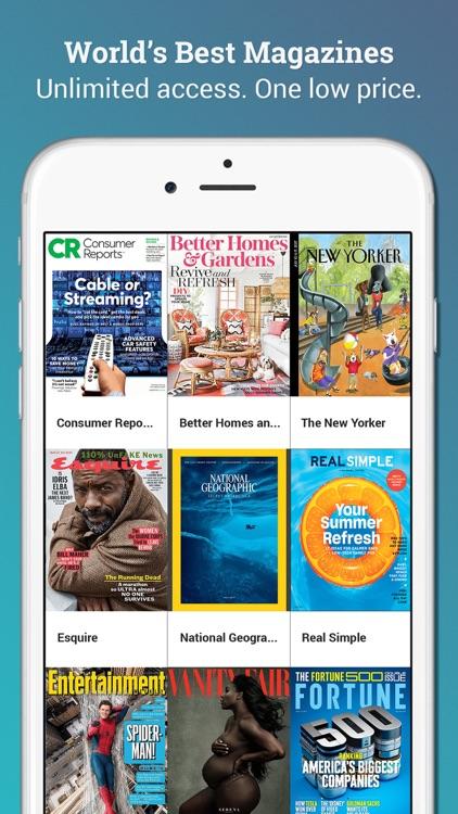 Texture – unlimited digital magazines