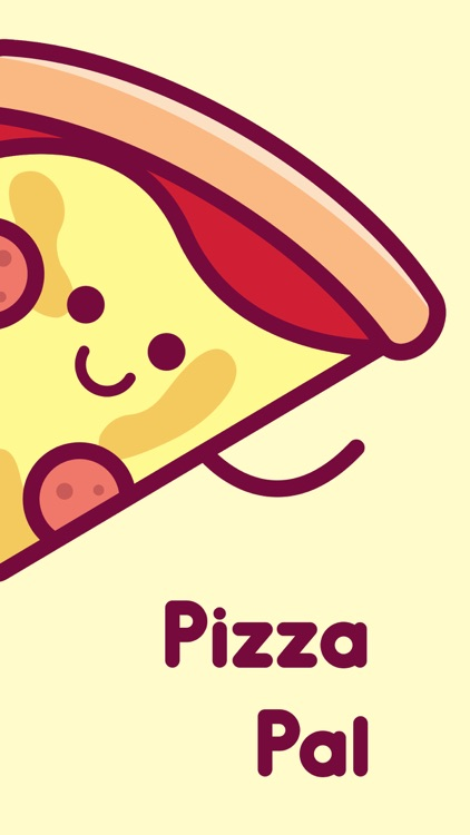 Pizza Pal Stickers
