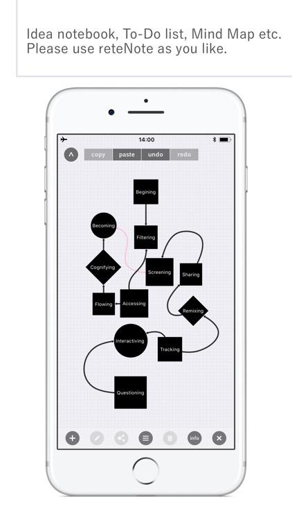 reteNoteLite screenshot-3