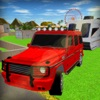 Camper Van Truck- Beach Resort