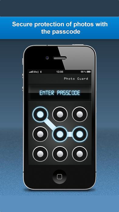 Screenshot #1 pour Photo Guard: photos protection