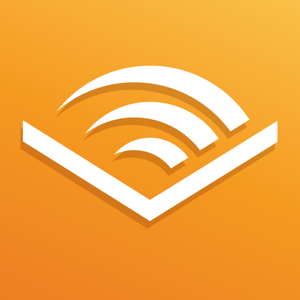Audible audio books & podcasts Books app