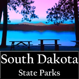 South Dakota State Parks map!