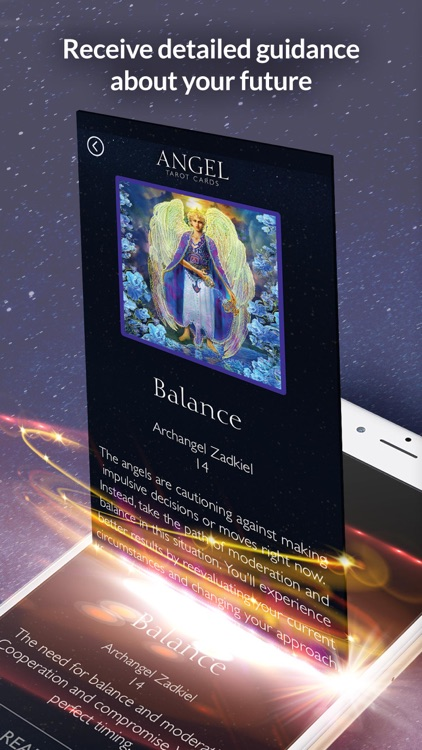 Angel Tarot Cards screenshot-3