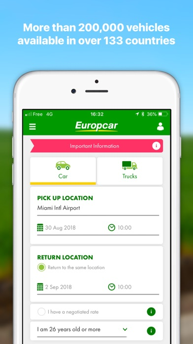 Europcar Car Hire Van Hire Revenue Download Estimates Apple