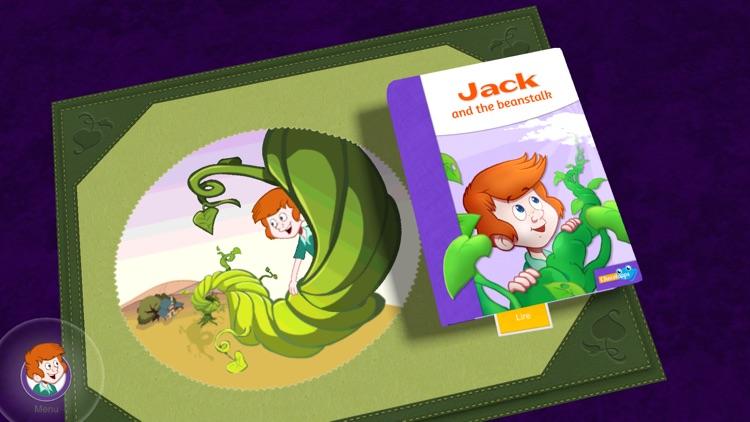 Jack - Beanstalk - Chocolapps