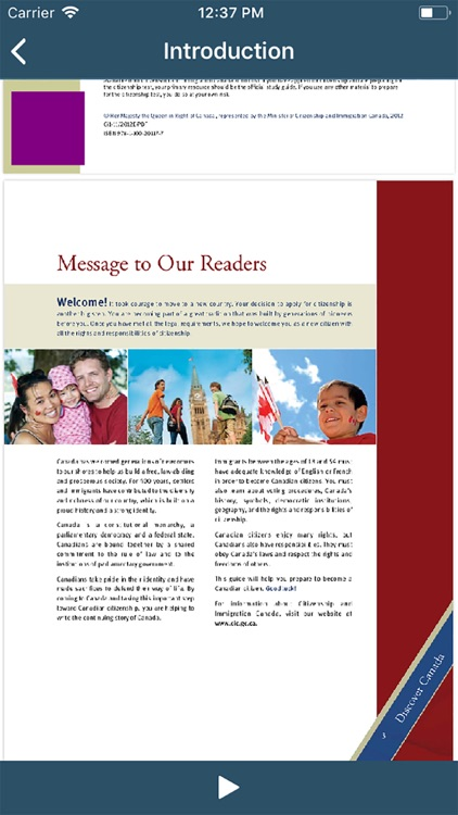 Become A Canadian Citizen