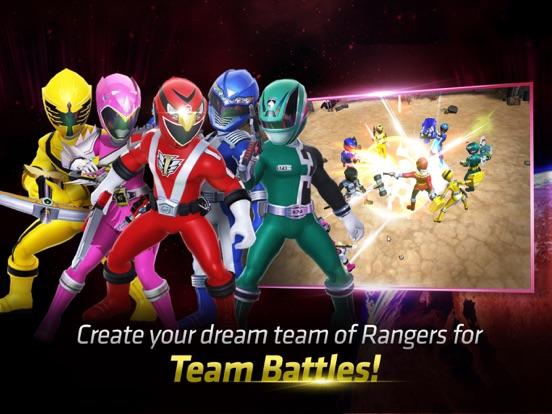 Power Rangers : All Stars Screenshots