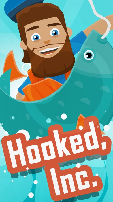 Hooked Inc: Fisher Tycoon screenshot 1