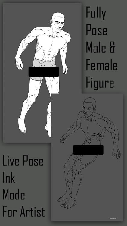 Comic Pose Tool 3D