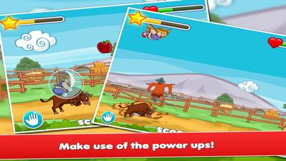 Fatty In Trouble 2 : Bull Ride screenshot four