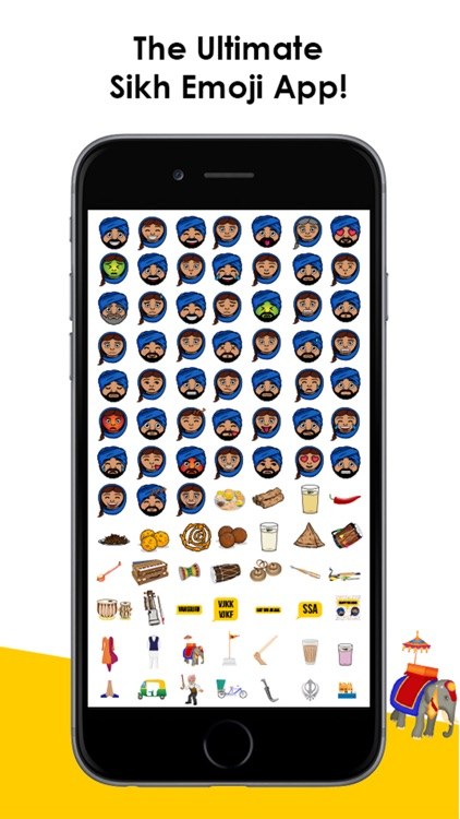 SikhMoji screenshot-1