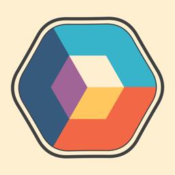 Ícone do app Colorcube