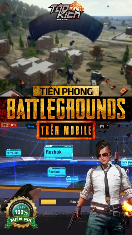 Tập Kích:CABG Battlegrounds screenshot-0