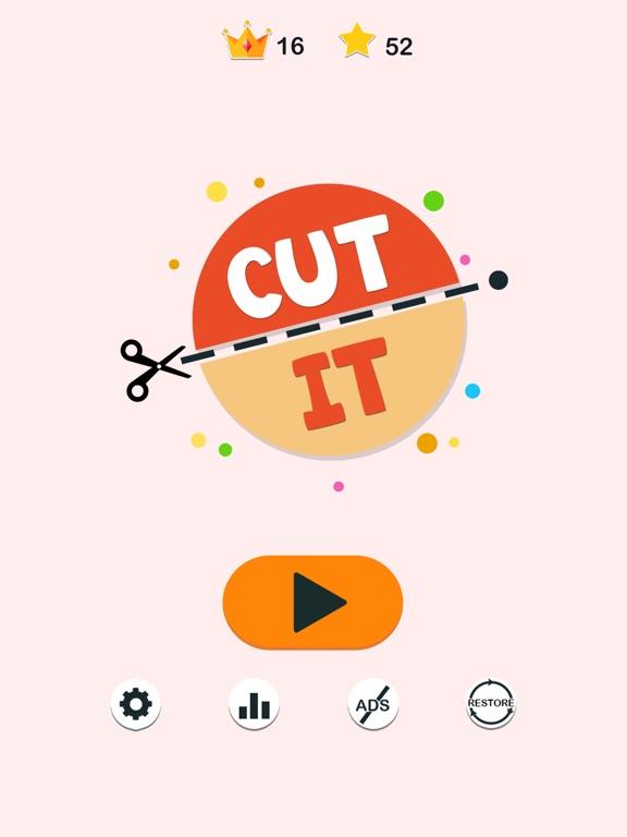 iPad Image of Cut It