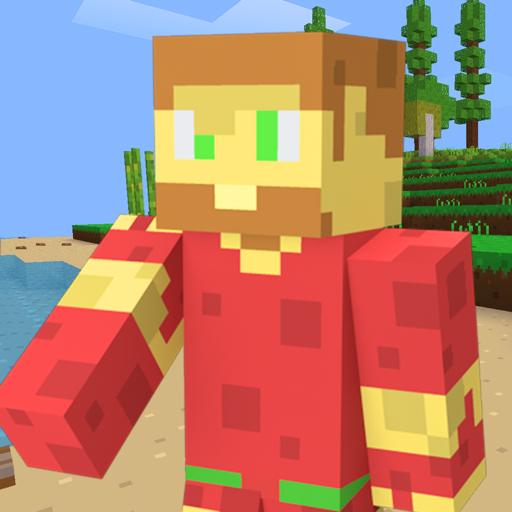 像素迷你世界联网版: Block Craft 3D for Mac