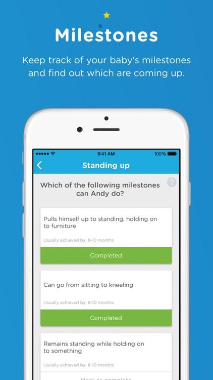 Kinedu: Baby Development App screenshot-4