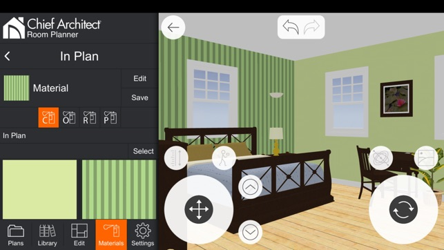 Room planner home design on the app store for Room design app