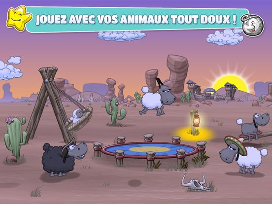 Screenshot #5 pour Clouds & Sheep 2