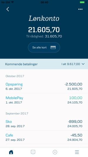 danske bank mobilbank app