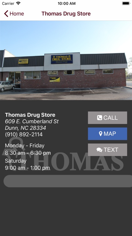 Thomas Drug Store screenshot-2