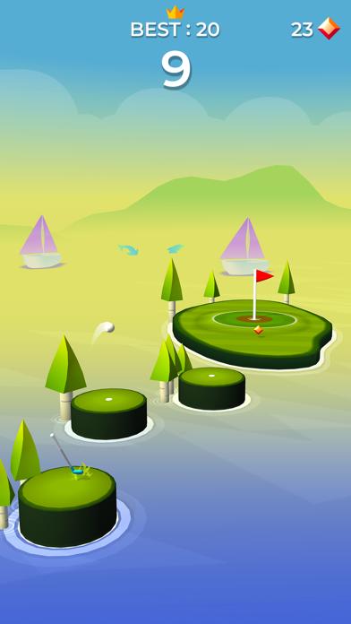 Pop Shot! Golf screenshot 4