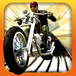 Chopper Dude - Bike Race Game