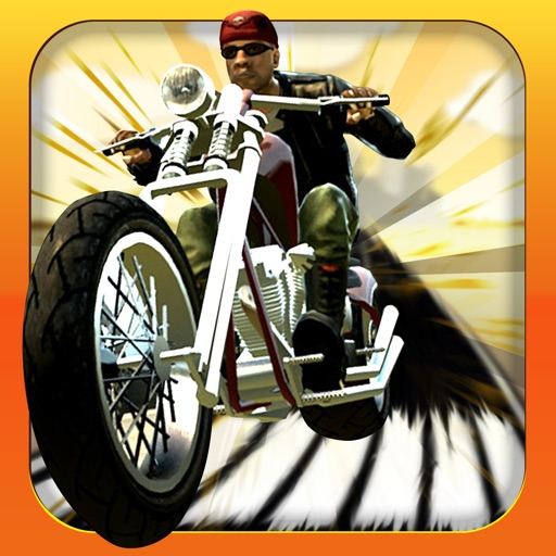 Chopper Dude - Bike Race Game