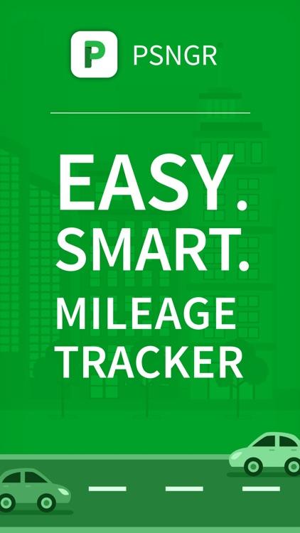 Psngr Mileage Tracker