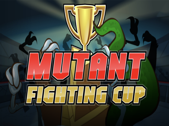 Mutant Fighting Cup на iPad
