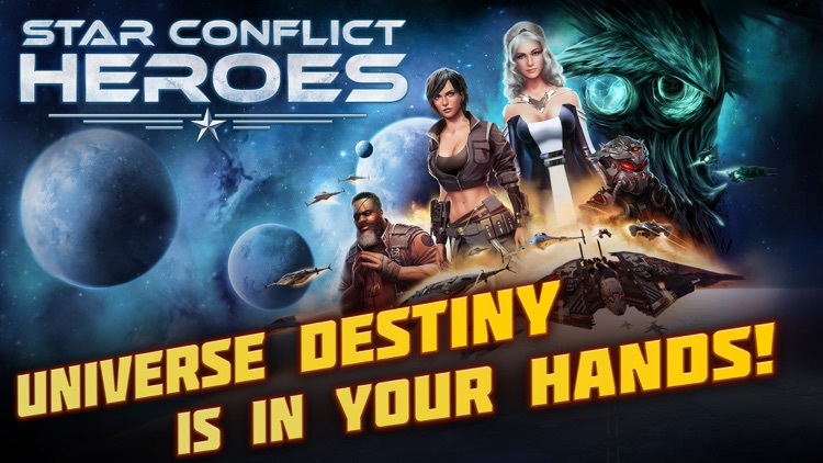 Star Conflict Heroes screenshot-3
