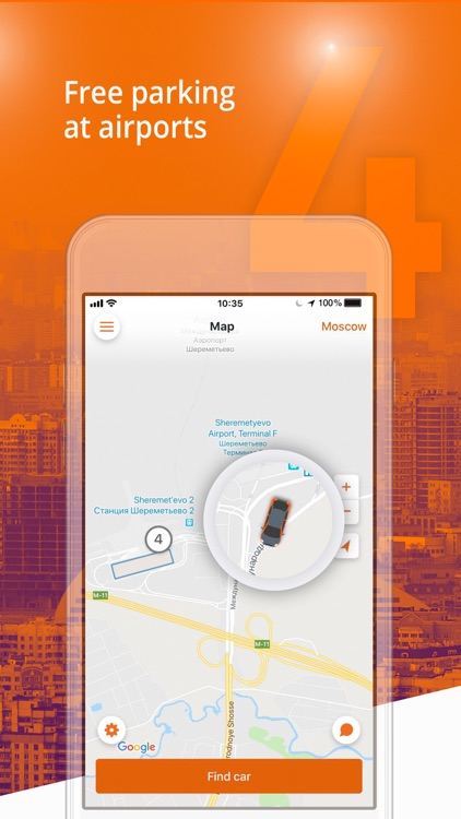 Delimobil – your carsharing screenshot-3